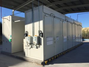 almacenamiento de peróxidos