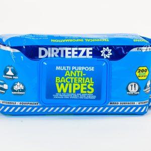 toallitas antibacterianas