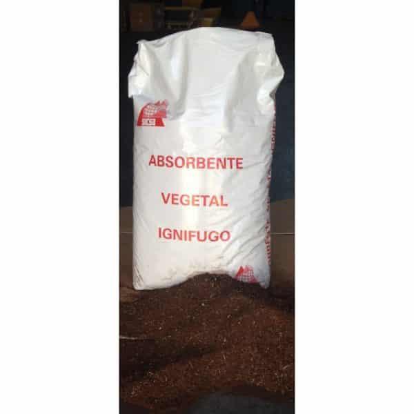 absorbente vegetal